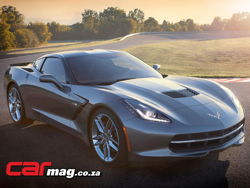 Chevrolet Corvette C7 Stingray - CAR magazine