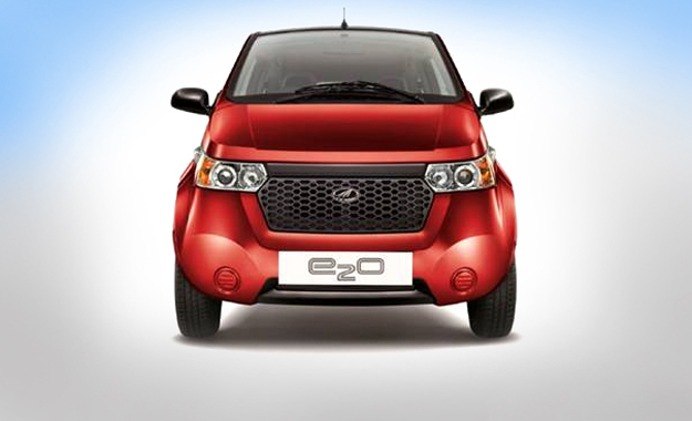 The Mahindra e2o will usher in a range of environmentally friendly vehicles and systems from the Indian car giant