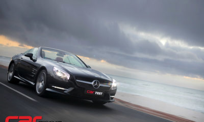 Mercedes-Benz SL500 BlueEfficiency