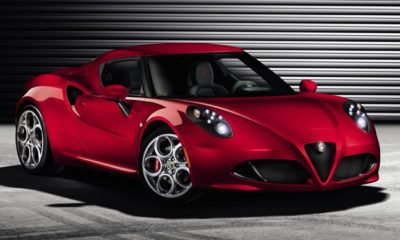 Alfa Romeo has revealed the production-spec 4C ahead of the car's official debut at Geneva