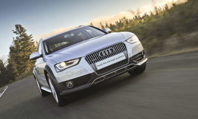 The Audi A4 allroad is the first model to wear the allroad moniker since the departure of the A6 allroad in 2004