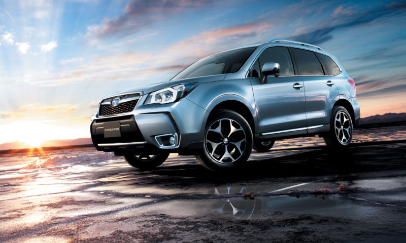 The new Subaru Forester has arrived on the local market