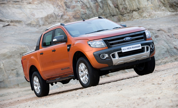 Ford is now offering automatic versions of its 4x2 and 4x4 Wildtrak models