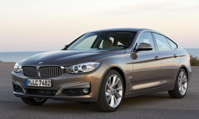 BMW has officially unveiled the 3 Series GT ahead of its Geneva Motor Show debut