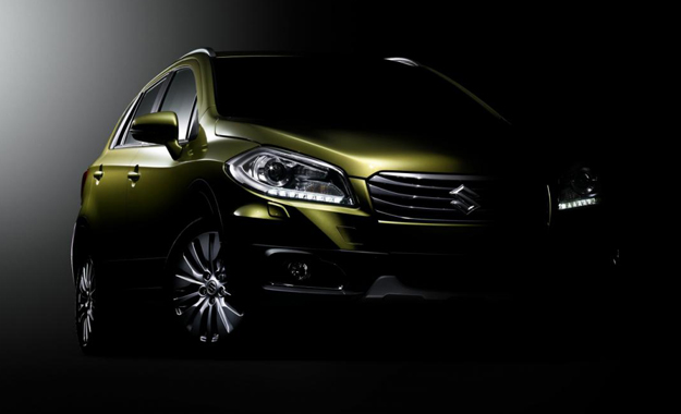 Suzuki will reveal its new compact crossover at this year's Geneva Motor Show