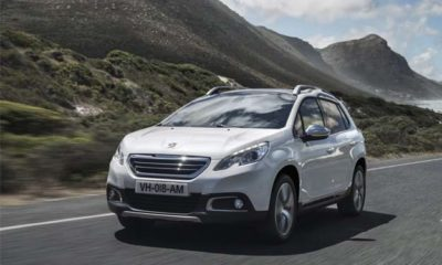 Peugeot 2008 Unveiled [w/video]
