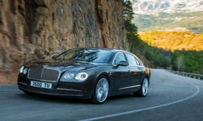 2013 Bentley Flying Spur unveiled