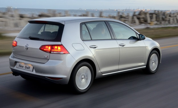 Engines from launch include 1,2 TSI, 1,4 TSI and 2,0 TDI four-cylinder options.