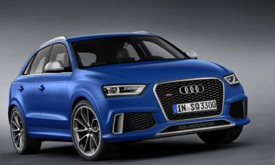 Audi RS Q3 Officially Unveiled Ahead Of Geneva [w/video]