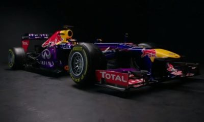 Rhythm of the F1 factory: Making the Red Bull RB9 [video]