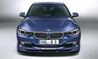 The 2013 Alpina B3 Bi-Turbo will pack 310 kW