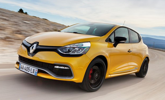 Renault has released official details regarding the 2013 Renault Clio RS 200