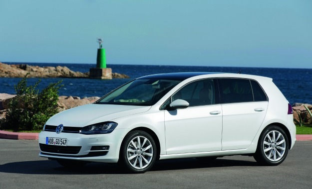 Volkswagen Golf 7: local prices and model line-up announced