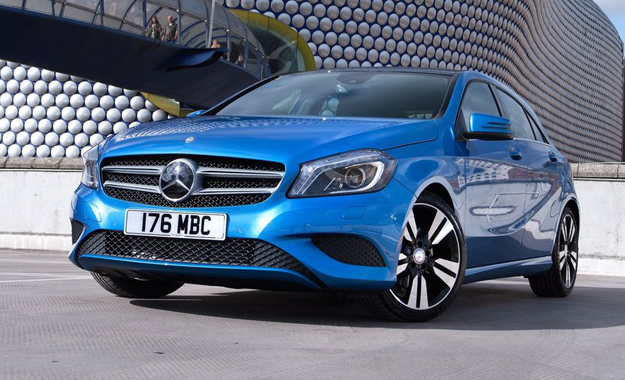 Local pricing for the Mercedes-Benz A-Class starts at R275 000