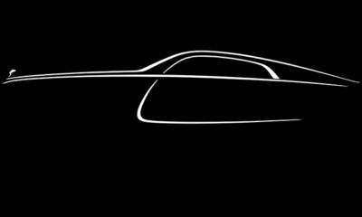 The upcoming Rolls-Royce Wraith will adopt a fastback body style featuring three key profile lines