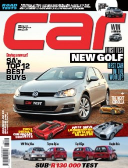 CAR Magazine March 2013