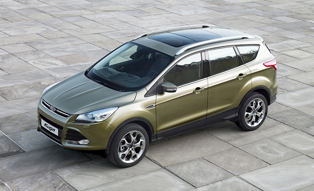 The new Ford Kuga arrives on the local market this month