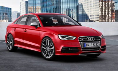 Audi has revealed its A3 and S3 Saloon models