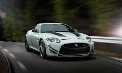The Jaguar XKR-S GT is the most track-focused XK model to date