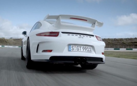 991 Porsche GT3 explained [video]