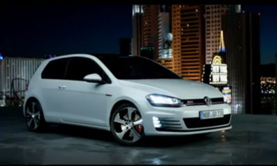 Volkswagen has released it's first video advert for the eagerly awaited Golf 7 GTI
