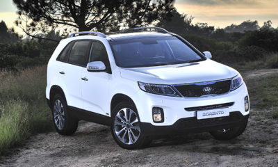 New Sorento kicks off Kia's new model onslaught