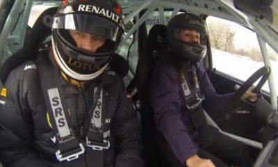 Kimi - The Worst Driving Instructor, Ever