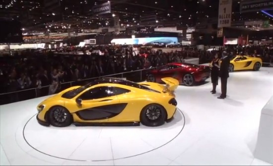 McLaren P1 to lap 'Ring in under 7 minutes