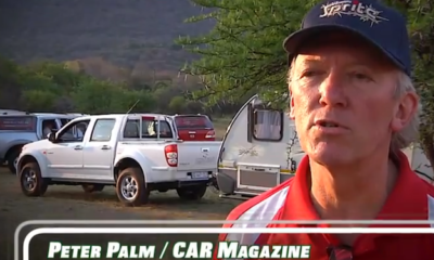 Peter Palm, CAR road test engineer, was a judge in the TowCAR competition