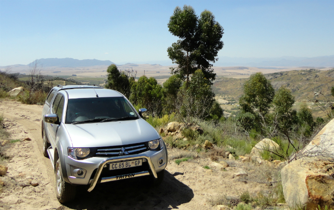Long-term introduction: Mitsubishi Triton 3,2 DiD 4x4