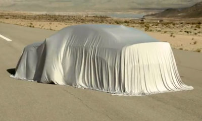 The Audi A3 Saloon will be revealed online on March 27