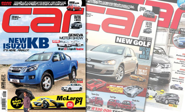 Win a three-month digital subscription to CAR Magazine
