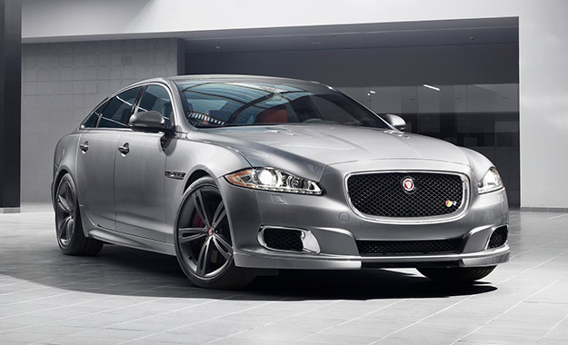 Packing 405 kW and 680 N.m the Jaguar XJR is the new apex predator in the XJ range