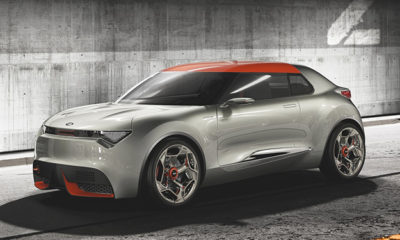 Kia has hinted at a possible production version of its recently revealed Provo concept