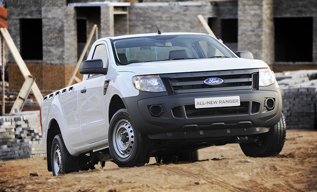 Ford has added a brace of 3,2-litre TDCi models to its single-cab Ranger line-up