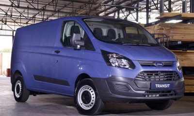 The Ford Transit Custom comes is offered with a choice of two wheelbases