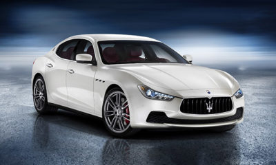 Maserati has released official images of the 2014 Ghibli