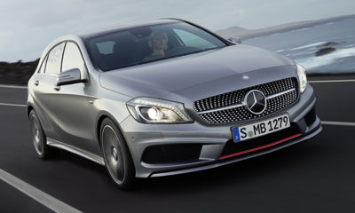 The Mercedes-Benz A250 Sport is currently the apex model in the local A-Class line-up
