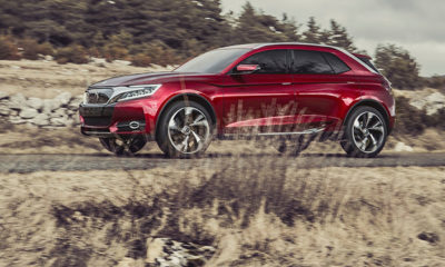 Citroën unveils new DS Wild Rubis concept ahead of Shanghai Motor Show