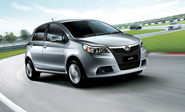 The GWM C10 B-grille is powered by the same 77 kW/138 N.m petrol engine as its V-grille sibling