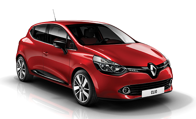 renault clio 66 kw turbo expression - car magazine