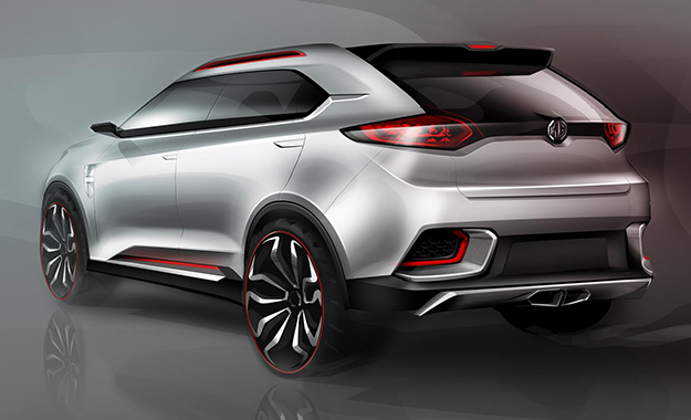 CS is said to preview a budget crossover set to be priced below the Nissan Juke