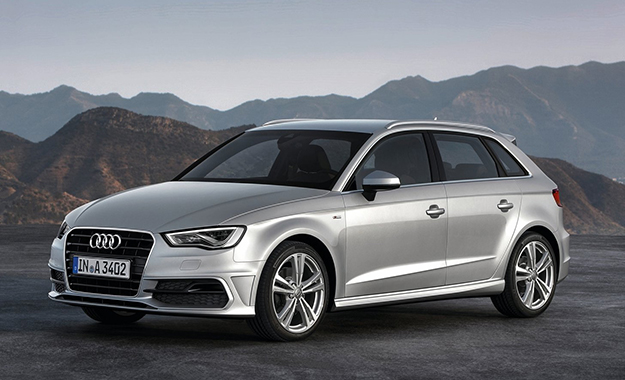audi a3 sportback now in sa car magazine. Black Bedroom Furniture Sets. Home Design Ideas