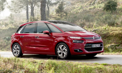 Citroen's boldly styled new C4 Picasso has been revealed