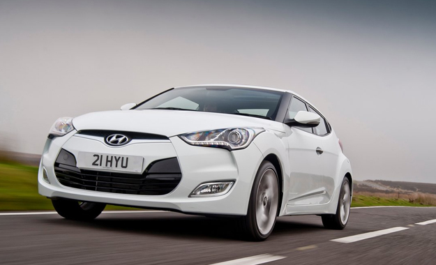 Hyundai Veloster pricing starts at R259 900