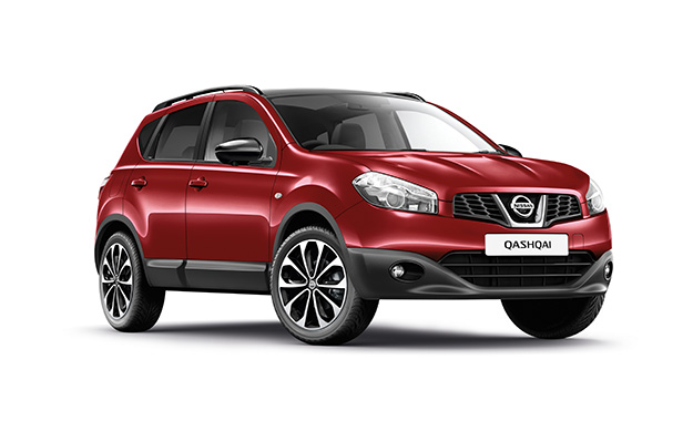 Nissan releases Limited Edition Qashqai models