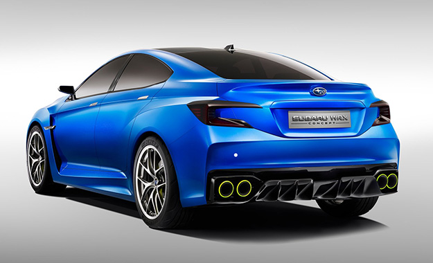 Designing the Subaru WRX Concept [video]