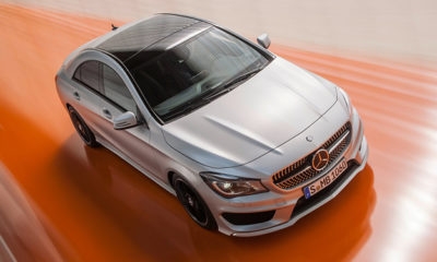 The CLA lends itself well to a Shooting Brake body shape