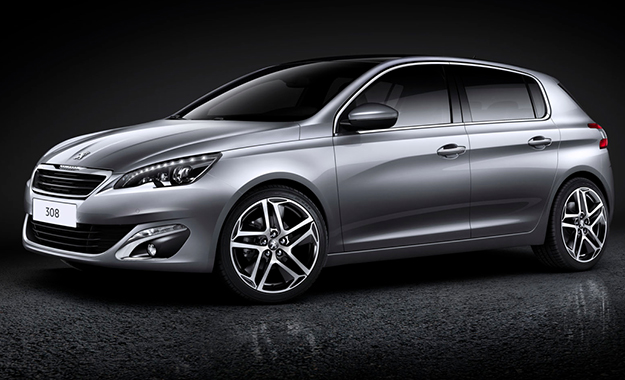 Peugeot has lifted the wraps off the 2014 208 ahead of its Frankfurt debut