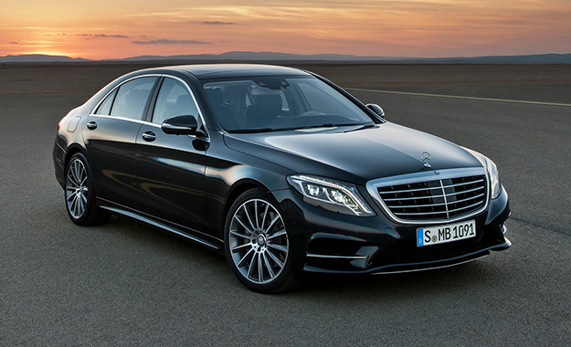 2014 Mercedes-Benz S-Class officially revealed